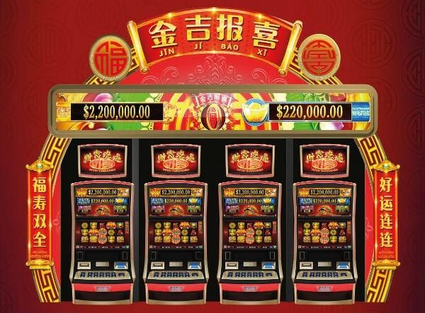 Jin Ji Bao slot online