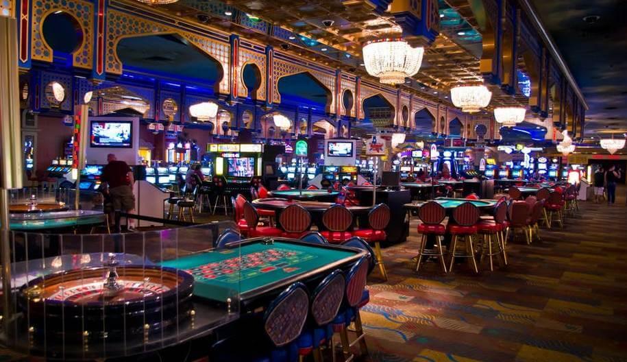 casino minimum deposit 1 pound